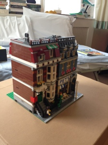 Lego Pet Shop and Townhouse